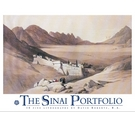 The Sinai Portfolio - 10 fine lithographs by David Roberts