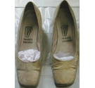 Franco Visconti Occasion shoes Golden Size: 3