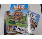 A Set of 3 Viz Comic Books