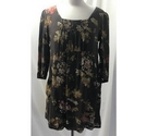 Joules Floral Blouse Brown Size: 12