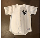 Alex Rodriguez Yankees Majestic Jersey Sewn On Letters & Numbers