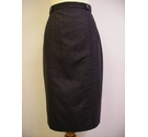 St Michael wool skirt grey Size: 14