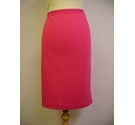 Next textured skirt pink Size: 14