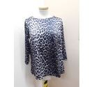F&F Top Black and white Size: 12