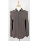 Gold by Michael H Jacket Brown Size: 12