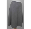 Jigsaw Skirt Grey Size: 10