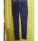 7 For All Mankind Straight fit jeans blue Size: 27""