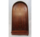 Wooden Hit-a Pin Bagatelle from Jaques of London