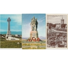 Postcards of Scottish Memorials and Monuments