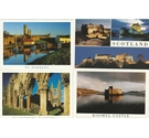 Scotland - selection of Postcards