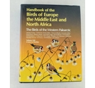 Handbook of the Birds of Europe, the Middle East and North Africa: Vol. 8 Crows to Finches