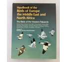 Handbook of the Birds of Europe, the Middle East & North Africa Vol. 9 Buntings & New World Warbles