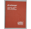 Broads Drainage Catalogue, Channels, Pipes, Gullies, Cast iron pipes and fittings.