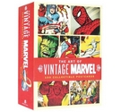 The Art of Vintage Marvel (100 collectible postcards)