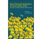 Practitioner research at doctoral level