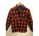 Country Touch Men's plaid shirt Red Plaid Size: M