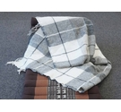 Wool Blanket or Travelling Rug Made in Iceland by ICEWOOL - Approximately 112 inches by 62 inches