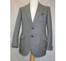 Konen vintage wool jacket grey Size: M