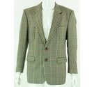 James Barry single-breasted jacket beige and grey Size: M