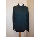 M&S Marks & Spencer long sleeve t-shirt green Size: XS