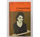 A Severed Head - vintage Penguin