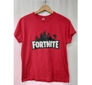Fortnite T-Shirt Red Size: M