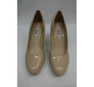 Clarks Court shoes Beige Size: 5
