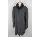 Gannex Men's Vintage Coat Grey Size: L