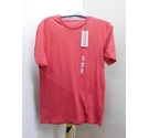 M&S T-shirt Red Mix Size: S