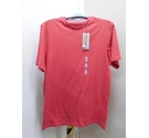 M&S Short sleeved t-shirt Red Mix Size: S