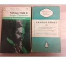 2 Penguin Famous Trials Paperbacks