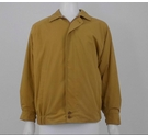 Burberry Waterproof Coat Dijon Yellow Size: XL