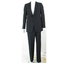 "VINTAGE Gieves and Hawkes 40"" 2 Piece Tuxedo Black Size: M"