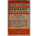 Germany Puts the Clock Back (Penguin Special no. S1)