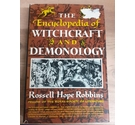 The Encyclopedia of Witchcraft and Demonology, 1965, rare