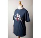 Rugby World Cup 2019 Official T Shirt Japan Navy Size: S