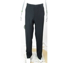 BNWT VINTAGE M&S St Michael 40W 33L Stretch Trousers Black Size: L
