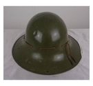 Metal Army Hat Green Size: One size