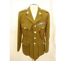 Hedgard & Sons Ltd Sergeant Major uniform Army Green Size: L