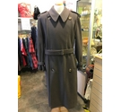 Bogys Wool overcoat Grey Size: Large
