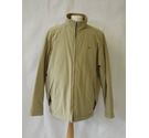 Tommy Hilfiger cotton bomber designer jacket smart loose khaki yellow Size: L