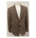 T. M. Lewin Jacket Light Brown Size: M