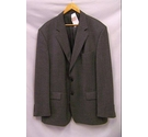 Goddards Tweed Jacket Blue Mix Size: L
