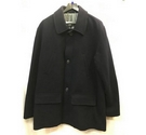 Carabou Quilted coat Navy blue Size: L