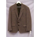 Dunn & Co Tweed Jacket Multi-coloured Size: L