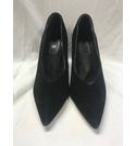 Topshop Court shoes Black Size: 4