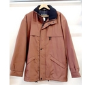 PFM Beatties Bonded Technology Jacket Coat Brown Size: XL