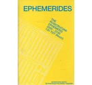 Ephemerides: the Rosicrucian Ephemeris 2000-2010 12h TDT (Noon)