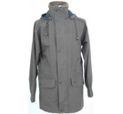 Puffa Waterproof Coat Copper brown Size: S