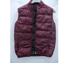 French Connection Quilted Gillet/Bodywarmer Burgandy Size: S